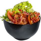 Боул-поке с Беконом заказать суши min