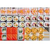 Суши-бокс Буду Суши 1 кг заказать суши min