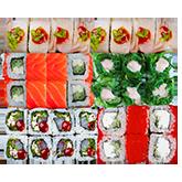 Суши-бокс Дорадо Микс 1кг заказать суши min