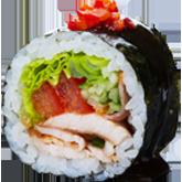 Ролл Футомаки с Беконом заказать суши min
