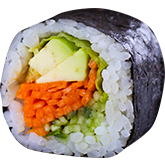 Ролл Футомаки Веган заказать суши min