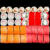 Суши-бокс Большой рыбец 1кг заказать суши min