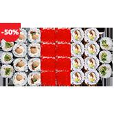 Суши-бокс Фила с Угрем заказать суши min