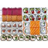 Суши-бокс Классический 1кг заказать суши min