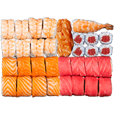 Суши-бокс Campus 1кг заказать суши min