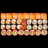 Суши-бокс Platinum 1кг заказать суши min