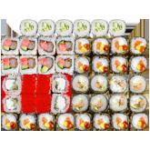 Суши-бокс Фила Platinum 1кг заказать суши min