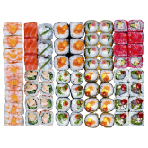 Суши-бокс Праздничный 1,8 кг заказать суши min