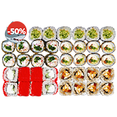 Суши-бокс Акула 1кг заказать суши min