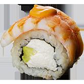 Ролл Спайси Креветка Lux заказать суши min