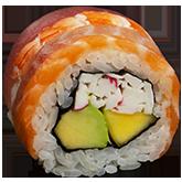 Ролл Сумомаки Радуга заказать суши min