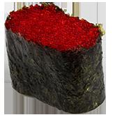Гункан с икрой тобика заказать суши min