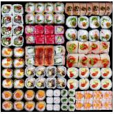 Суши-бокс Самый большой 2,8 кг заказать суши min